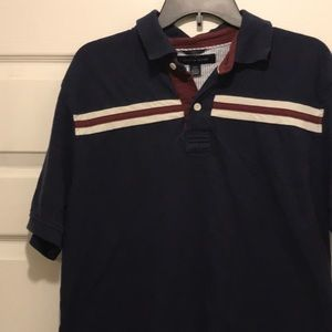 Men's. Tommy Hilfiger polo shirt in Tommy color
